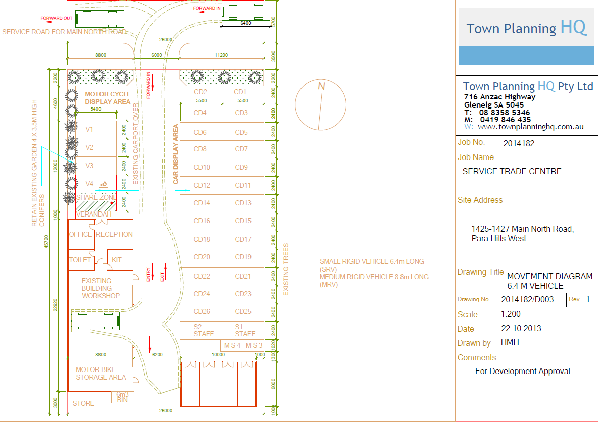 Parking Diagram Template Truck Wiring Library